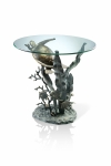 Fine Art Sea Turtle Table