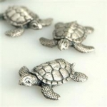 3-Baby Sea Turtles Sculptures (3 for the price of 1)