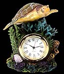 Christian Riese Lassen's Sea Turtle Clock