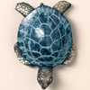 Sea Turtle Door Knocker