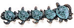 Sea Turtle Quintet Key Hook